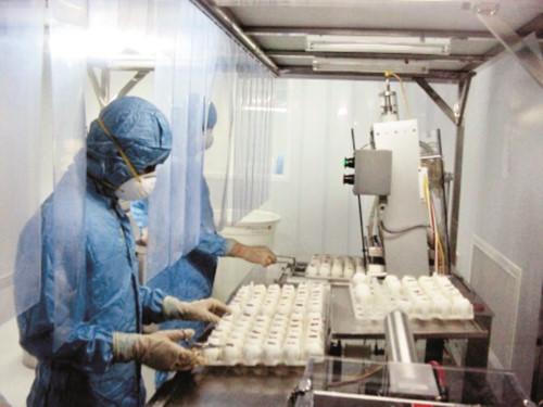 Điều chế thành công vắc xin cúm mùa và cúm A/H5N1