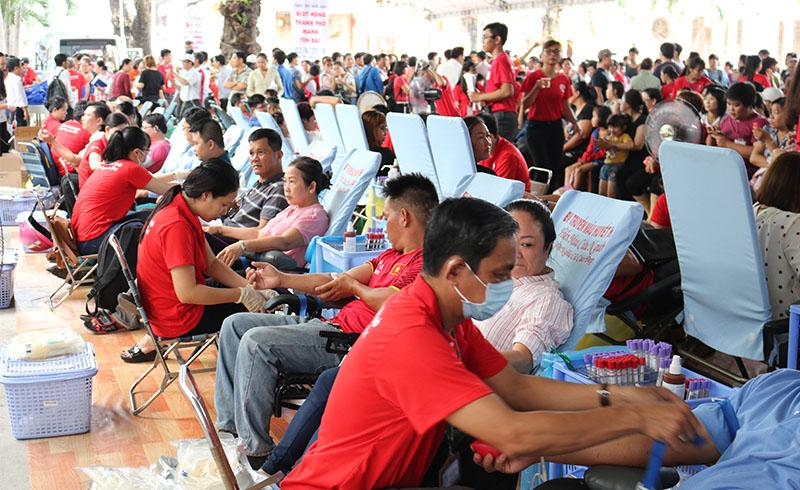 10 vấn đề về hiến máu nhân đạo
