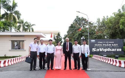 Savipharm – Doanh nghiệp KH&CN Dược đầu tiên của TPHCM