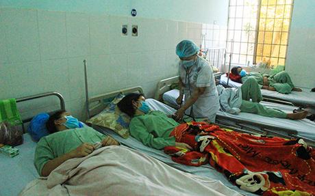 Kon Tum: Xuất hiện ổ dịch bạch hầu ở Đăk Tô