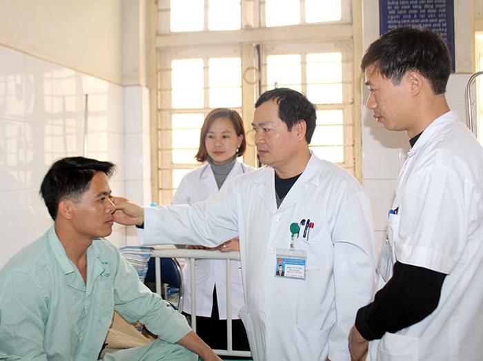 Thầy thuốc Vũ Văn Hải tấm gương sáng về y đức trong học tập và làm theo lời Bác