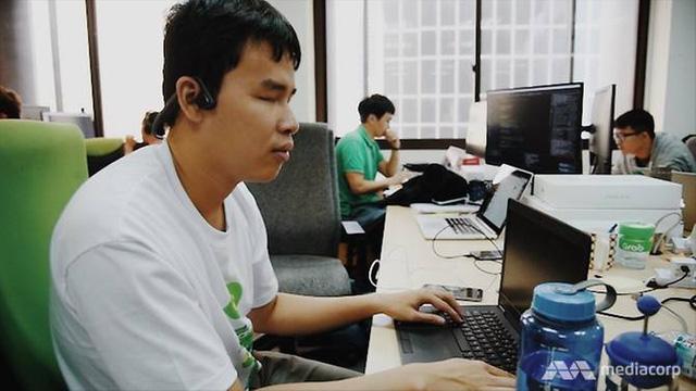 Chàng trai người Việt khiếm thị trở thành lập trình viên công ty đa quốc gia