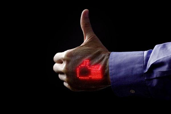 Da điện tử sẽ là đột phá lớn trong lĩnh vực y tế