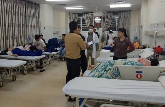 Đắk Lắk: 73 người nhập viện nghi ngộ độc thực phẩm sau khi ăn bánh mì