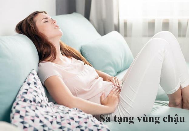Sa tạng sau sinh xuất hiện nhiều ở phụ nữ Việt