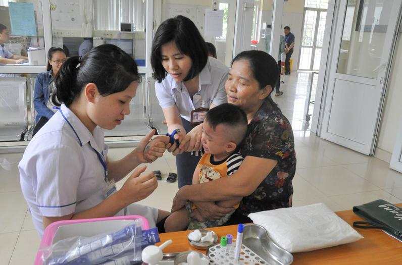 Cúm mùa ở trẻ em và cách phòng ngừa