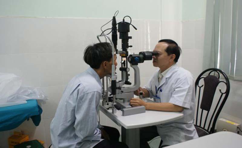 Ứng dụng kỹ thuật mới trong chẩn đoán và điều trị Mắt