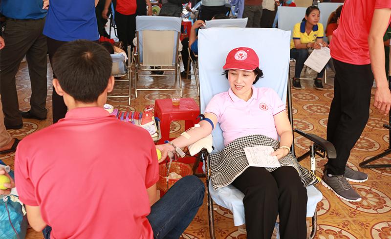 Bà Lê Nhật Thùy – Chủ tịch Quỹ hỗ trợ từ thiện C.P. Việt Nam: 'Chúng tôi cùng nhau lan tỏa giá trị đền ơn Tổ quốc'