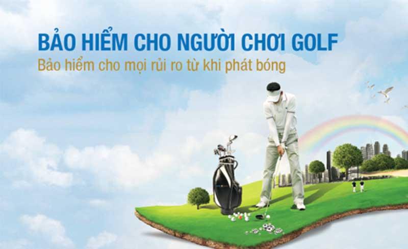 Bảo Việt ra mắt sản phẩm bảo hiểm dành cho dân Golf