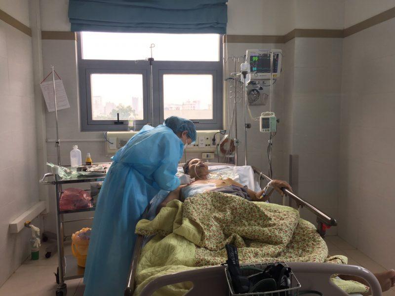 Cứu sống bệnh nhân sốc tim ngừng tuần hoàn 90 phút