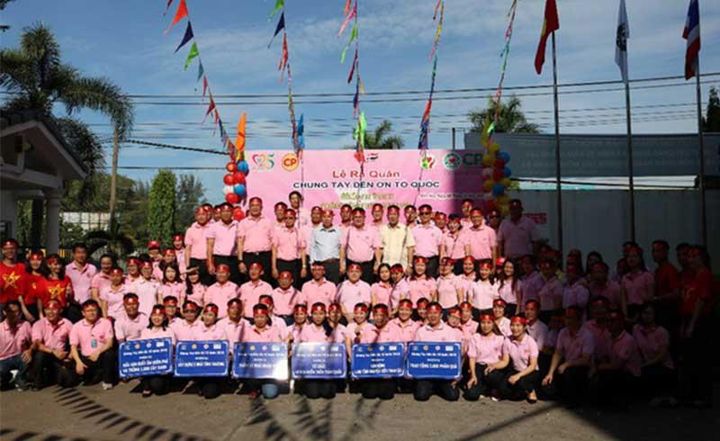 C.P. Việt Nam: Hành trình 25 năm chia sẻ và phát triển