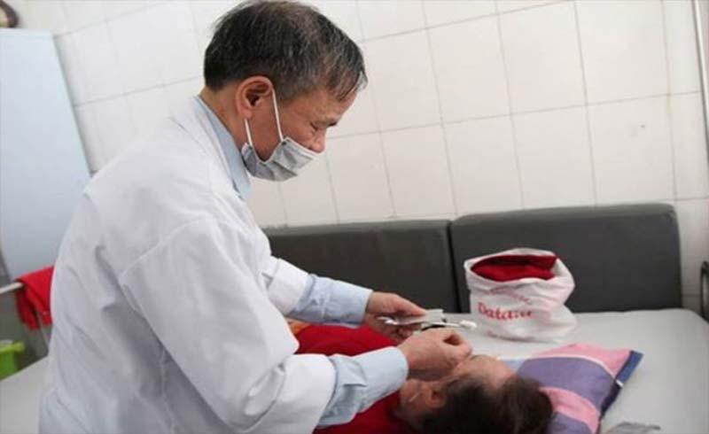 Bệnh nhân nhập viện tăng cao do trời rét đậm, hại