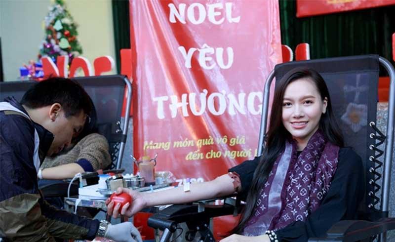 MC Minh Hà VTV3: 'Nếu không kịp đi hiến máu, sẽ cắn rứt mãi không thôi'