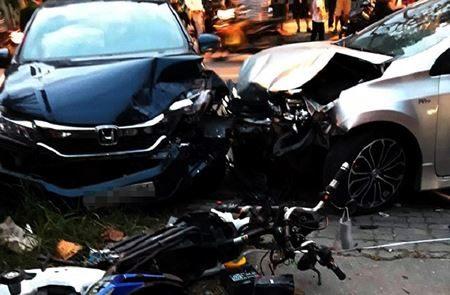 27 người tử vong vì tai nạn giao thông trong ngày đầu tiên nghỉ Tết Dương lịch