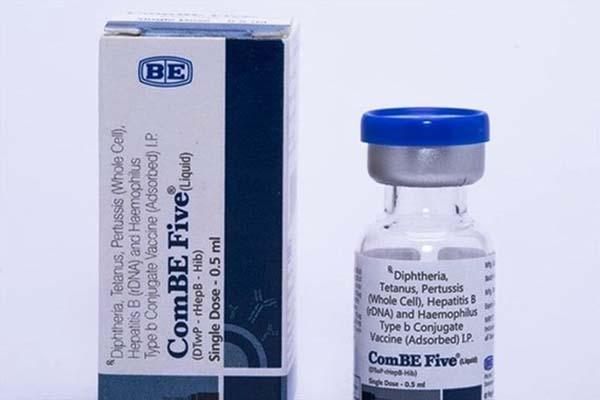 Vaccine ComBe Five sắp được tiêm chủng trên toàn quốc vào cuối tháng 12-2018