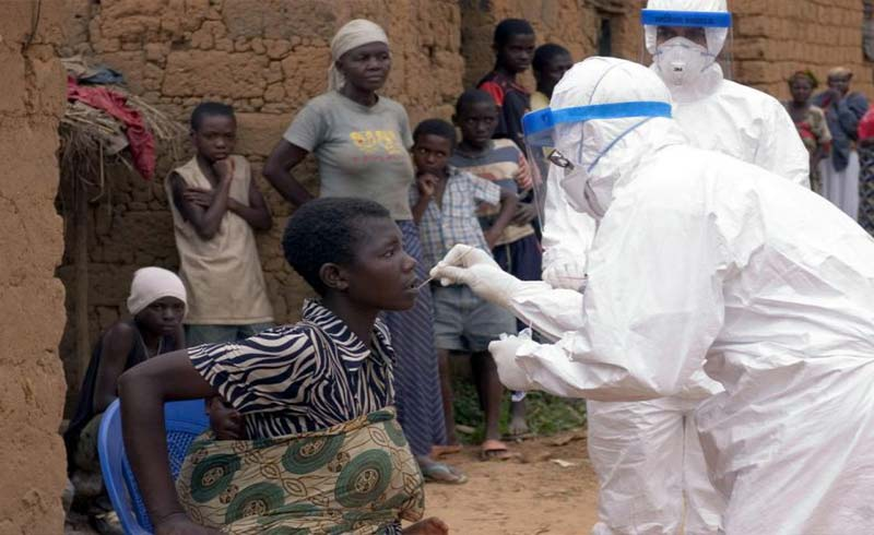 WHO tặng 3000 liều vaccine chống Ebola cho Uganda