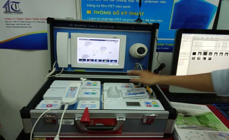 Ứng dụng công nghệ làm thay đổi ngành y tế TP HCM năm 2018