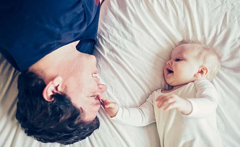 Những người lần đầu làm bố có nguy cơ… béo phì!