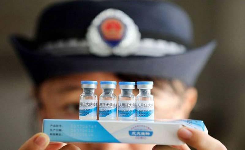 Nhiều trẻ em Trung Quốc uống vắc xin bại liệt hết hạn