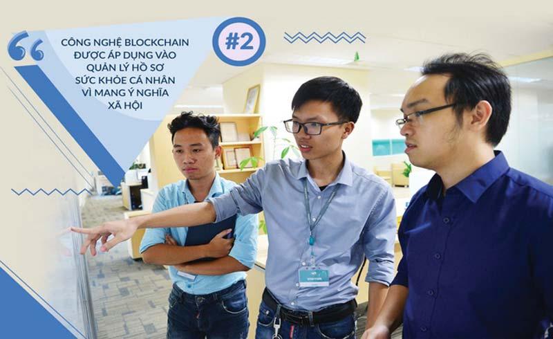 Công nghệ Blockchain áp dụng thành công vào sản phẩm y tế