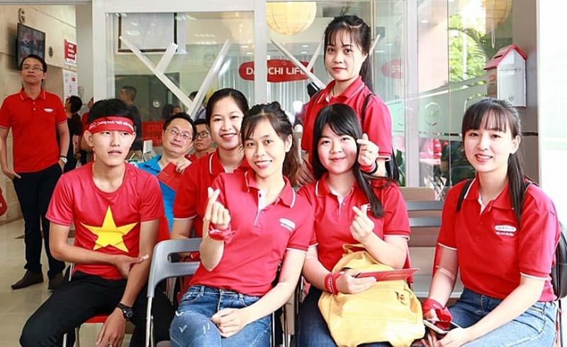 Dai-ichi Việt Nam phát động chương trình Hiến máu nhân đạo 2019