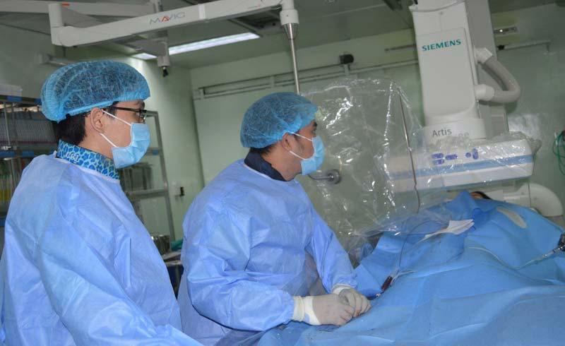 Điều trị u xơ tử cung không cần phẫu thuật