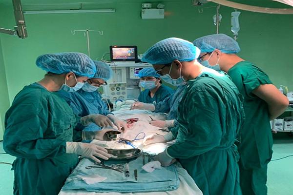 Bệnh viện Q.11 đã tạo hình được dương vật cho trẻ em.