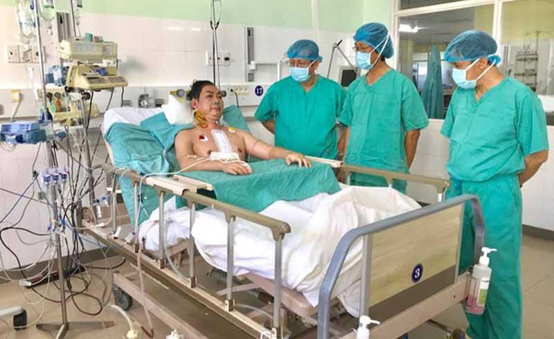 Nam thanh niên 27 tuổi qua đời ngày giáp tết, hiến tạng cứu 6 người