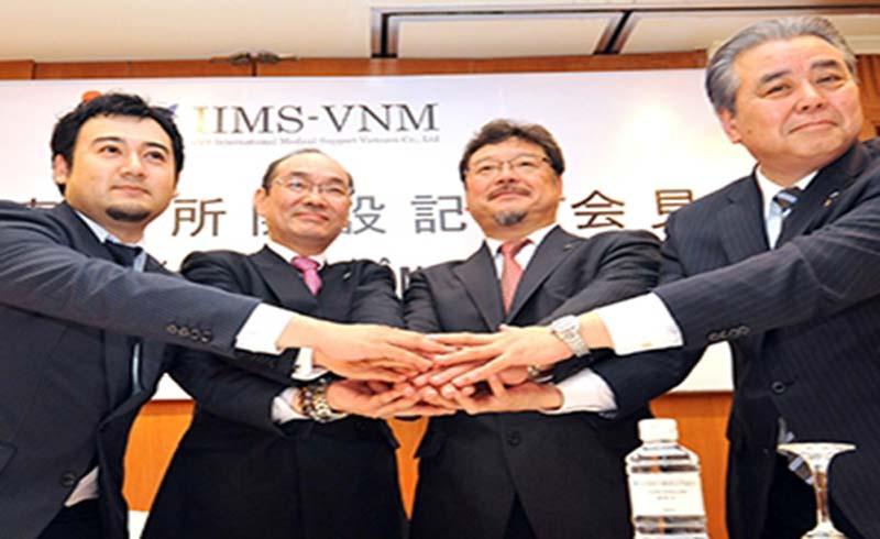 Ra mắt Công ty TNHH Hỗ trợ y tế quốc tế IMS Vietnam