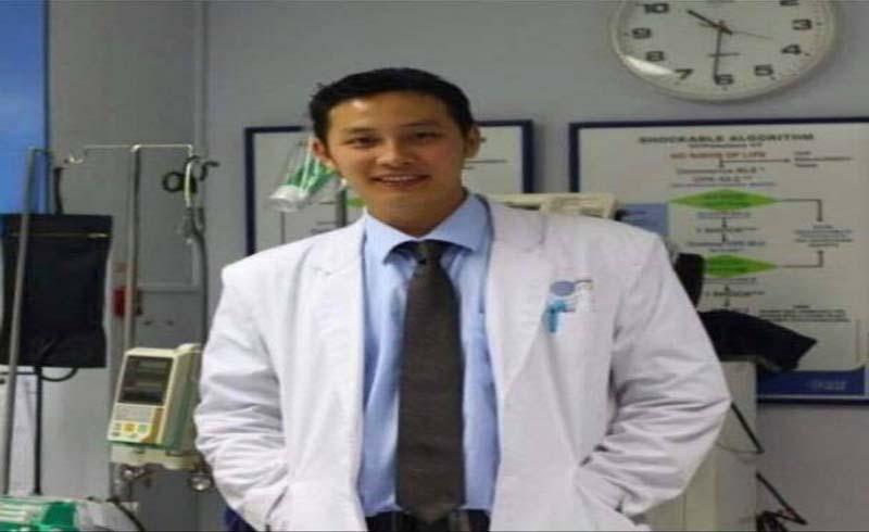 Bác sĩ trẻ qua đời vì làm việc quá sức