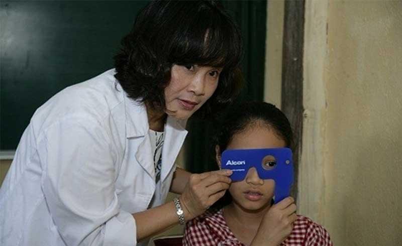 Thế nào là cận thị, loạn thị, viễn thị và lão thị