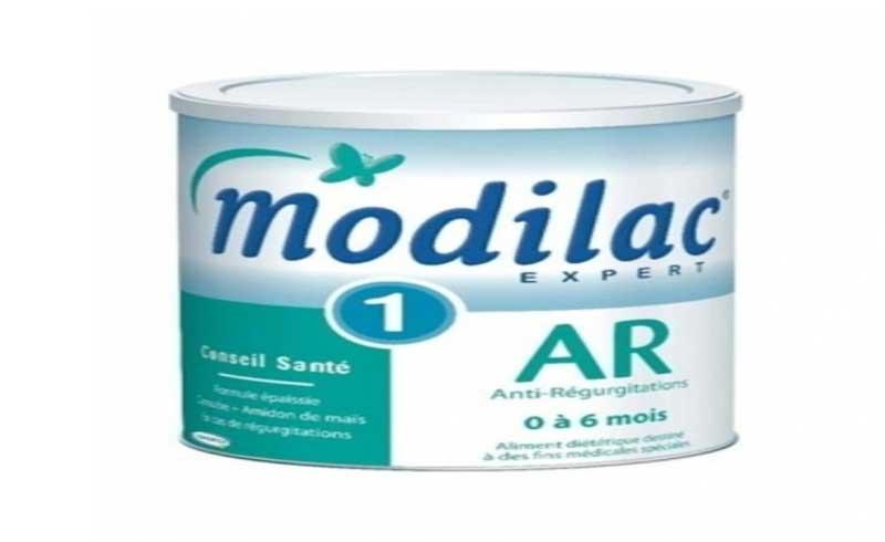 Thu hồi sữa bột Pháp Modilac Expert nhiễm khuẩn tại Việt Nam