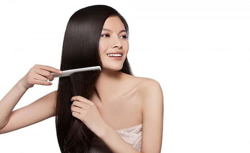 Cách giúp tóc dầu vẫn có thể bồng bềnh như mây