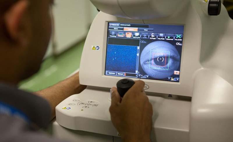 Trung Quốc áp dụng trí thông minh nhân tạo phát hiện sớm các bệnh về mắt