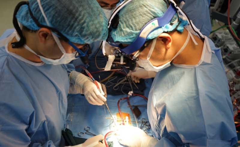 Vi khuẩn ăn mòn van tim em bé ở Phú Thọ