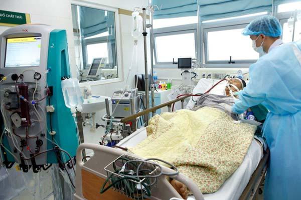 Hai bệnh nhân cúm A/H1N1 ở Hà Nội nguy kịch tính mạng