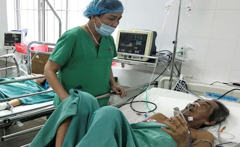 Cứu sống bệnh nhân hoại tử gần hết ruột non