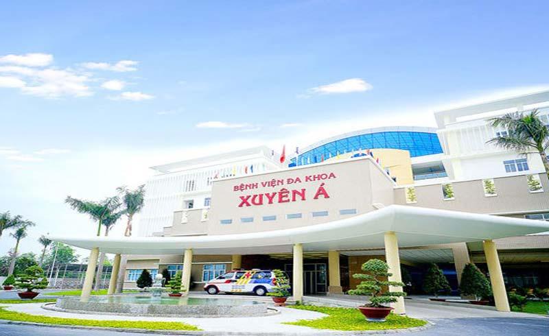 Bệnh viện Đa khoa Xuyên Á: Nâng cao hiệu quả chăm sóc sức khỏe bệnh nhân