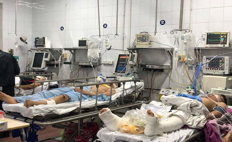"""Hơn 45 nghìn trường hợp """"xông đất"""" bệnh viện vì tai nạn giao thông"""
