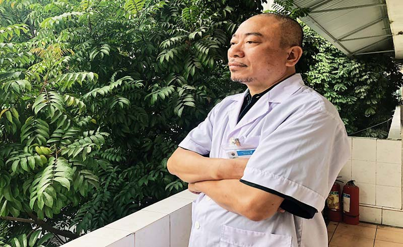 Ngày thầy thuốc không lời chúc của bác sĩ điều trị HIV/AIDS