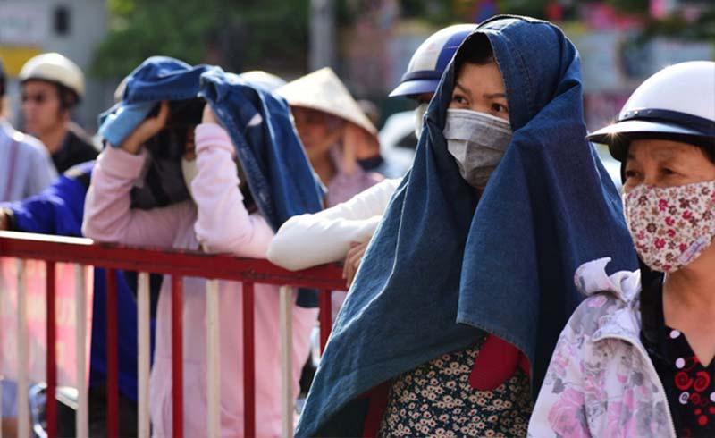 Nam Bộ xuất hiện nắng nóng, đề phòng bệnh da, mắt do tia UV