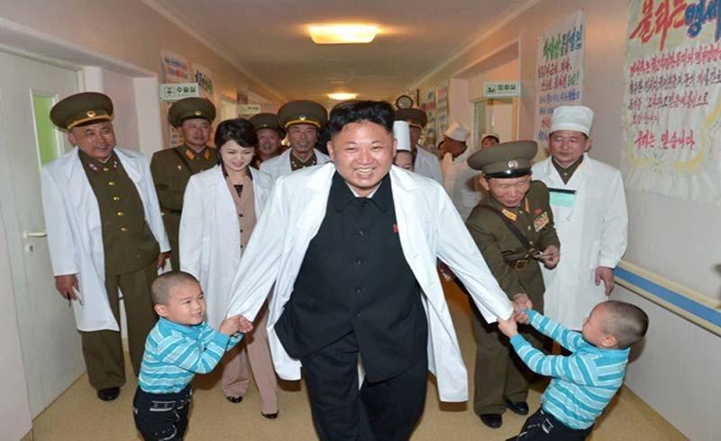 Ngành y tế Triều Tiên dưới thời Kim Jong-un