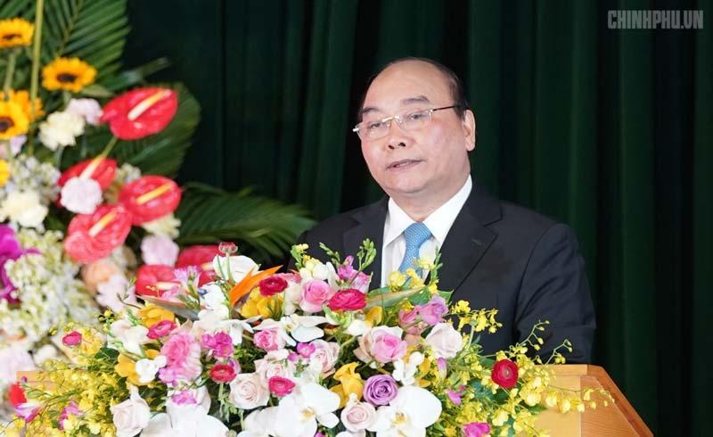 Thủ tướng dự Lễ kỷ niệm Ngày thầy thuốc Việt Nam tại Bệnh viện Bạch Mai