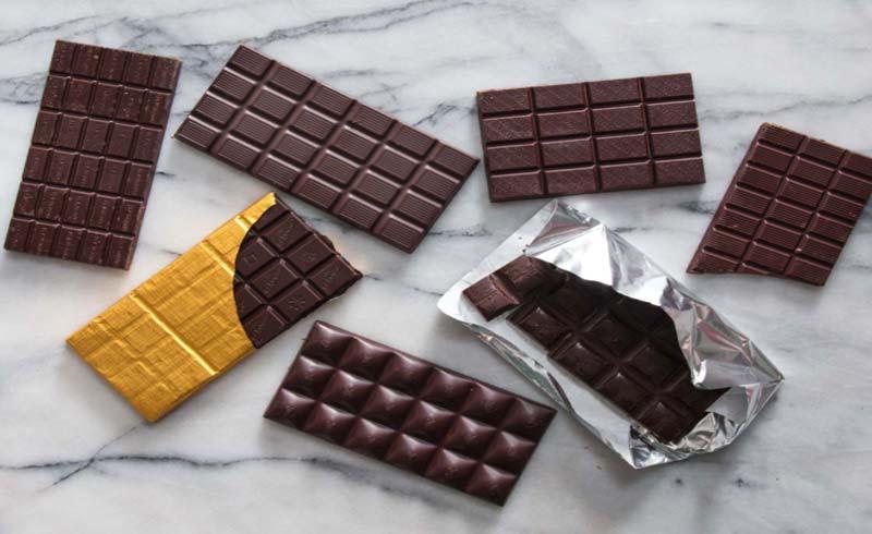 Cách chọn mua chocolate đảm bảo sức khỏe cho ngày valentine