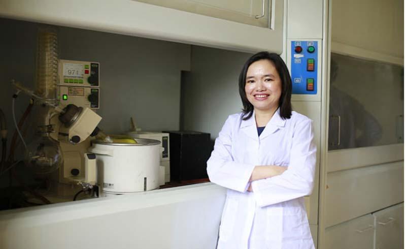 10 năm nghiên cứu chế dược liệu giảm đau cho bệnh nhân ung thư của nữ tiến sĩ