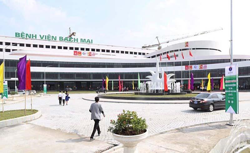 Bệnh viện Bạch Mai ở Hà Nam khám bệnh từ ngày 25/3