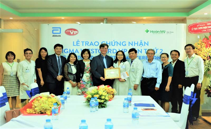 Bệnh viện Hoàn Mỹ Sài Gòn nhận chuẩn Six Sigma quốc tế lần 2 về quản lý chất lượng xét nghiệm lâm sàng