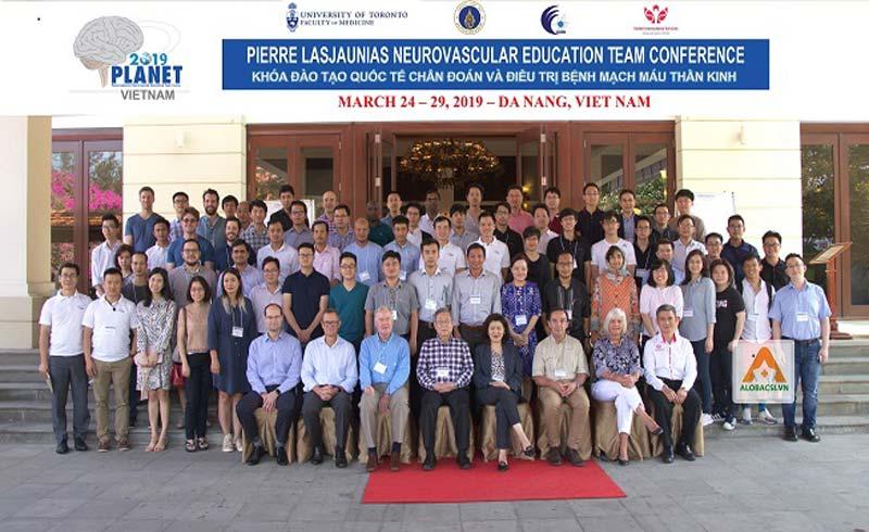 Chuyên gia hàng đầu Thần kinh- Đột quỵ thế giới giảng dạy tại Việt Nam