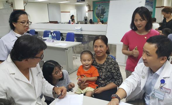 Hướng đến thương hiệu quốc tế của bệnh viện trung ương Huế