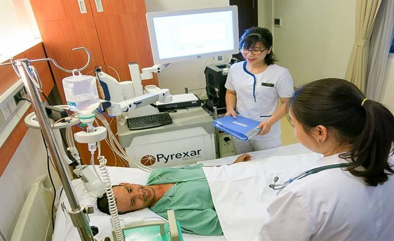 Vinmec triển khai liệu pháp điều trị ung thư hiện đại